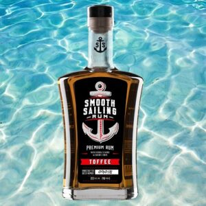Artistry in distilling Smooth Sailing Rum